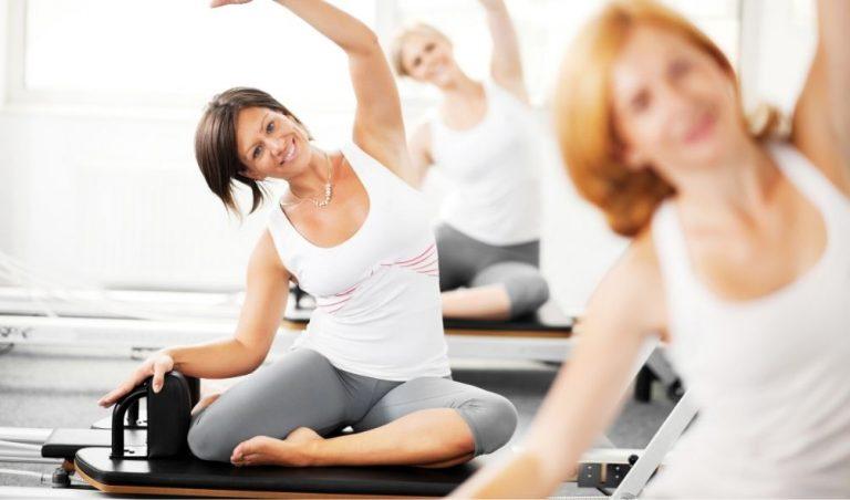 Clinical Pilates available at Myphysio Baulkham Hills