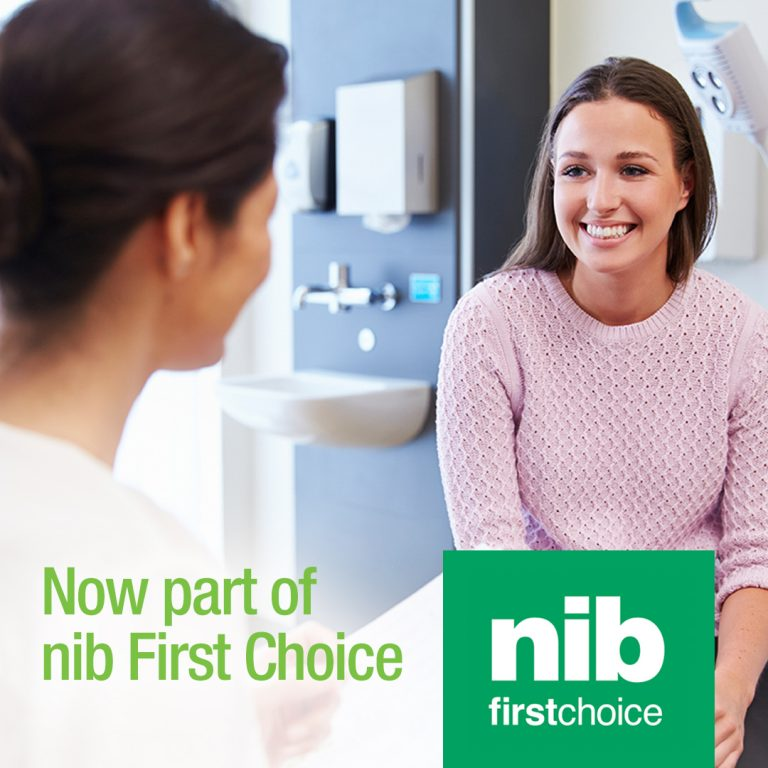 Exciting News: nib First Choice Provider!